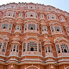 "Jaipur, the Pink City. ""Palace of the Winds"""