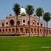 Humayun's Tomb,New Delhi, India<br /> File Ref:Delhi-2006 018R