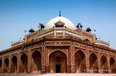 Humayun's Tomb,New Delhi, India File Ref:Delhi-2006 014R 475