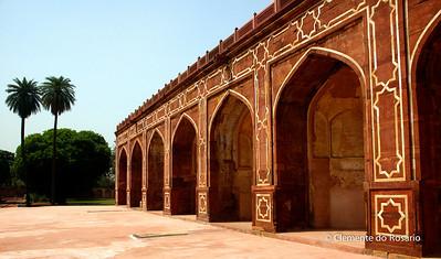 Humayun's Tomb,New Delhi, India File Ref:Delhi-2006 013R