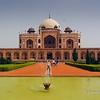 Humayun's Tomb,New Delhi, India<br /> File Ref:Delhi-2006 010R