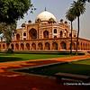 Humayun's Tomb,New Delhi, India<br /> File Ref:Delhi-2006 016R-a