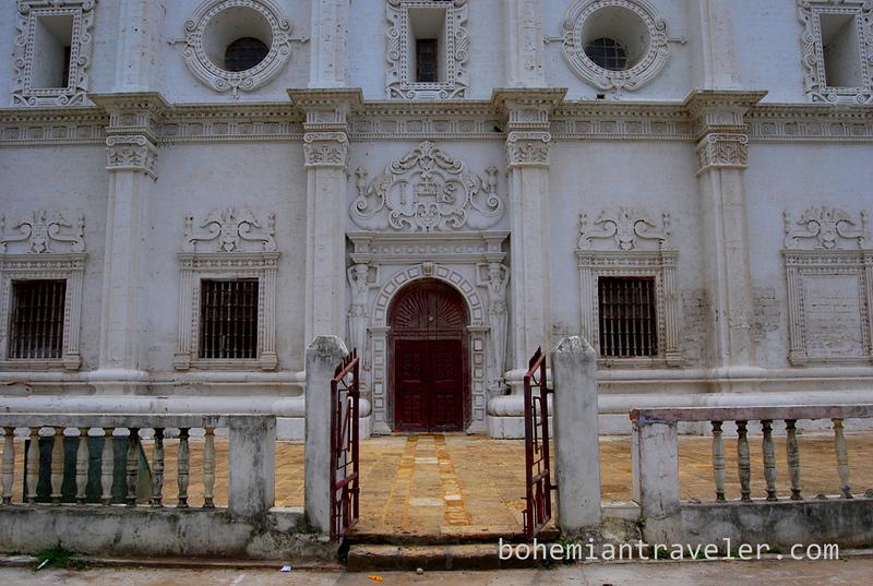 St Paul's Church in Diu.