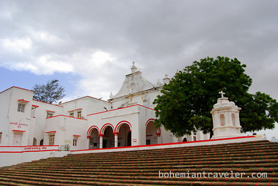 Church of St Francis of Assisi Hostpital in Diu