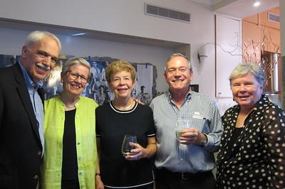 Fulbright Reunion Photos