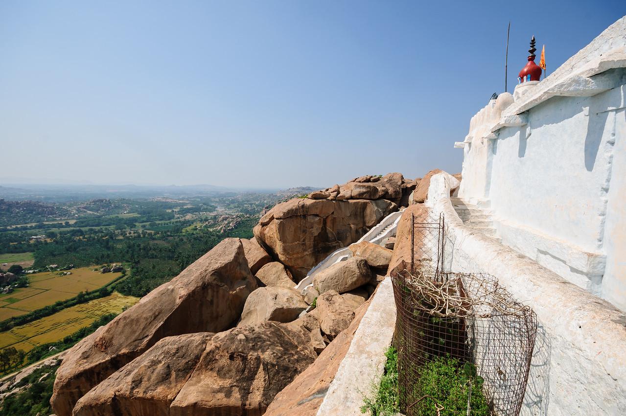 Hanuman Temple on Anjaneya Hill