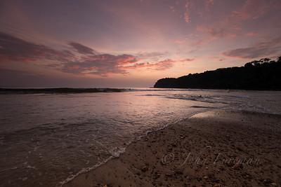 Agonda Beach sunset