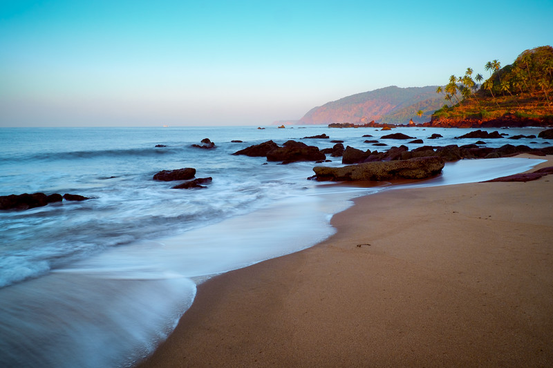 Dawn at Cola Beach,Canacona,Goa,India