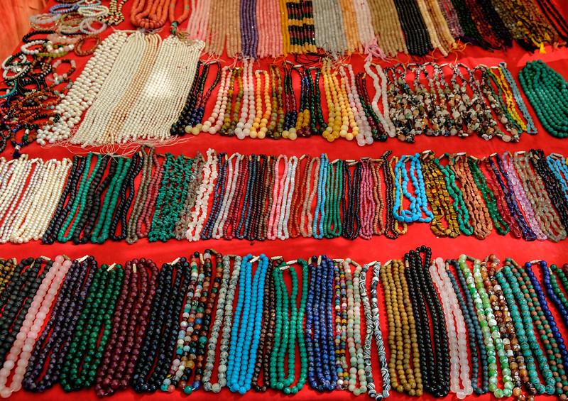 Anjuna Flea Market, North Goa, India