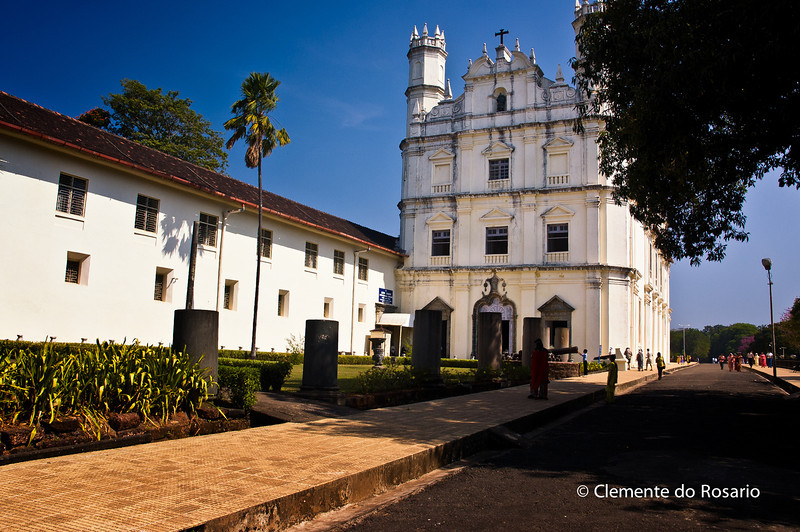Church of St. Francis of Assisi, Old Goa, Goa,India