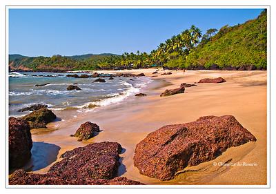 Cola Beach Canacona South Goa India