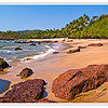 Cola Beach Canacona South Goa India