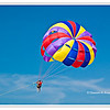 Parasailing on Varca Beach South Goa India