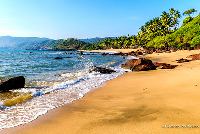 Cola Beach, Canacona, South Goa,India