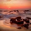 Sunset at Cola Beach, Canacona, Goa, India