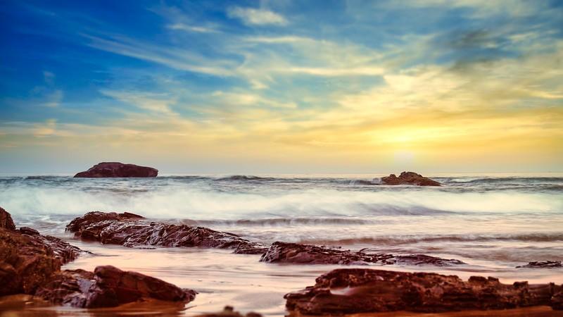 Morjim Beach -North Goa