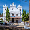 Our Lady of Pilar Church,Seraulim,South Goa, India
