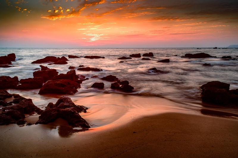 Cola Beach, Canacona, Goa, India