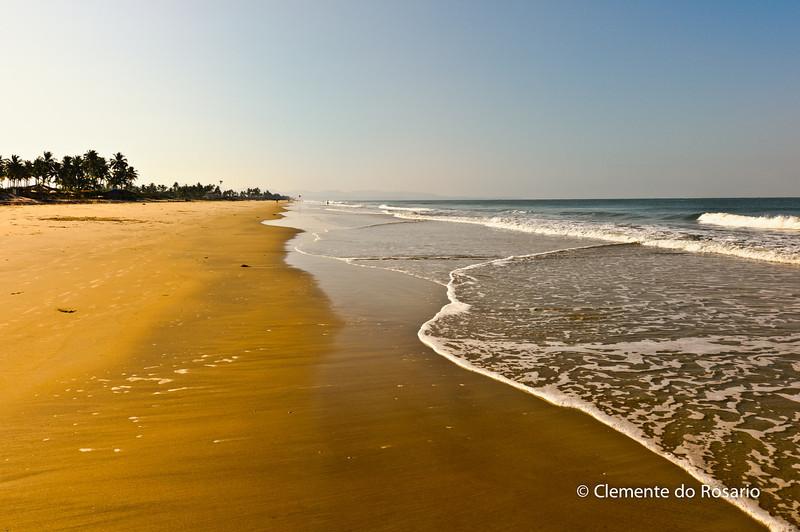 Carmona Beach, Salcette Goa, India