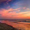 Sunset Afterglow ,Varca Beach Goa