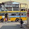 Shiroiya English School Bus