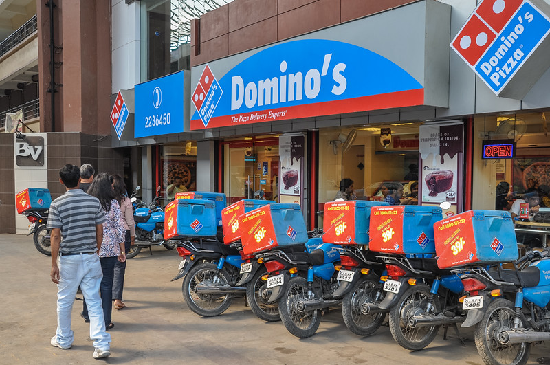 Domino's Pizza, Surat India
