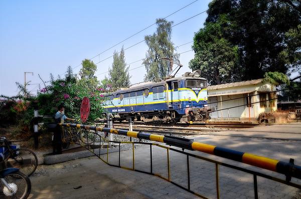 Passenger Train #21831