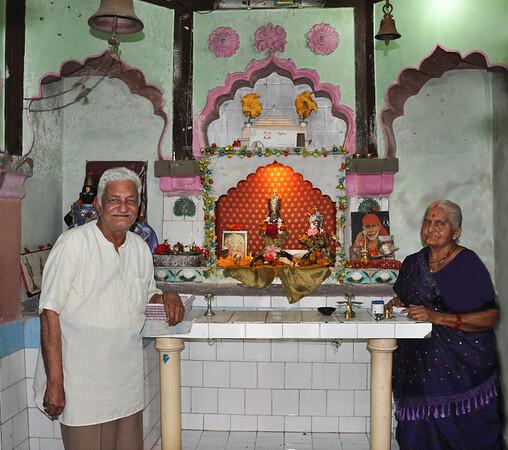 Temple in Bagwada