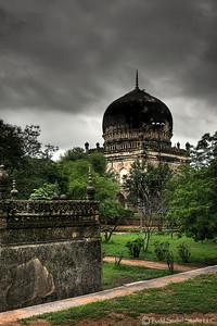 HYD 32 Qutb Shahi Tombs