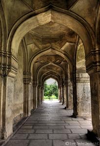 HYD 34 Qutb Shahi Tombs