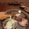 Meal at Chokhi Dhani