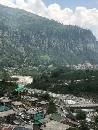 Rohtang Pass road - Gulaba