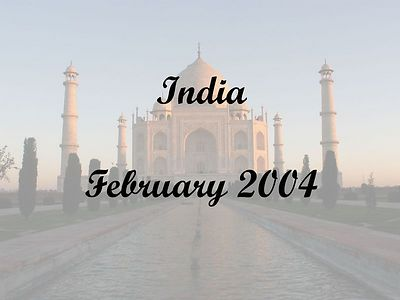 For us, the later part of February was a wonerful time to visit India.  The temperatures were very pleasant.   The main purpose of this trip was to see tigers in the wild, but the Taj Mahal was something we have always wanted to see.