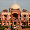 Humayun's Tomb in Delhi.  Humayun was the second Mughal emperor.