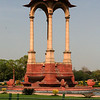 The Statue Canopy near the India Gate in New Delhi
