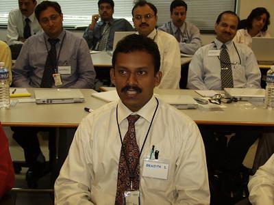 India - September 2005