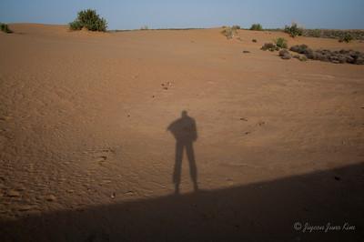 Me at Thar Desert