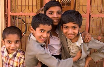 Jaisalmer lads