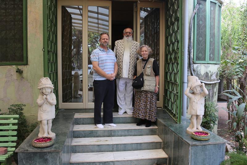 Jim Muff, Jamsaheb, Janet Muff