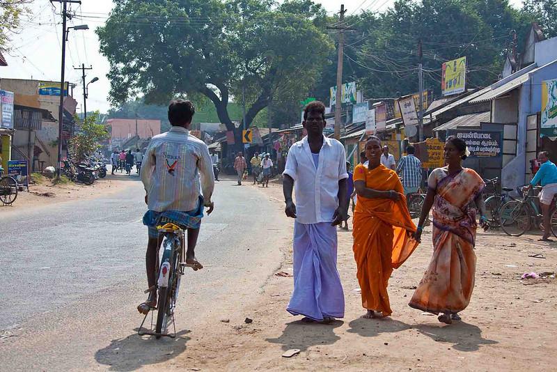 A village near Kanchipuram