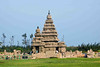 The Shore Temple at Mamallapuram