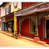 A street in Cochin, Kerala, India<br /> File Ref: Kerala-2006 034R