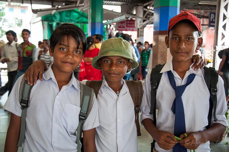 Bengali kids