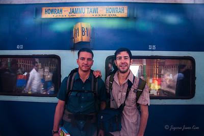 Kolkata Train Station