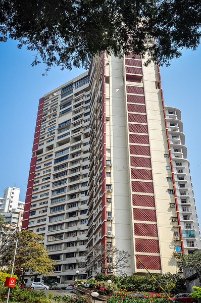 Woodlands Apartment Building