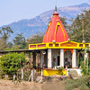 Temple in Chilhar