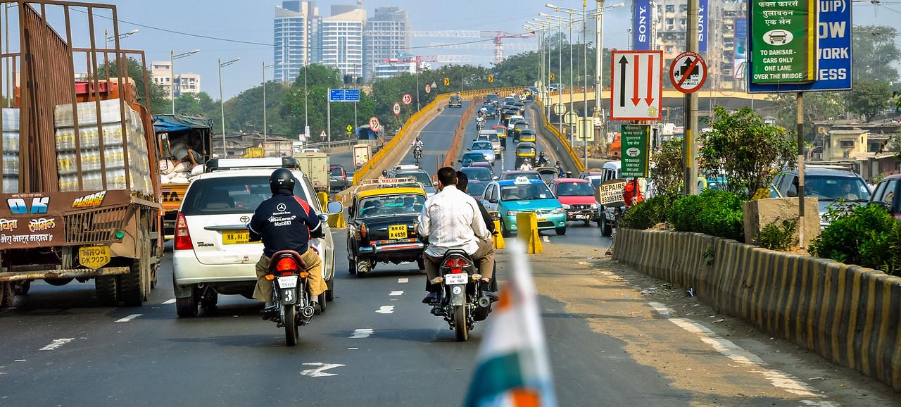 Mumbai to Navsari NH-8