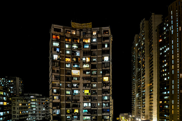 Night Photography – Mumbai