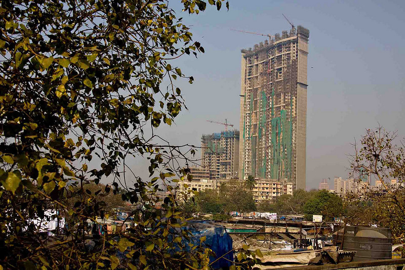 Condos going up, and up, and up