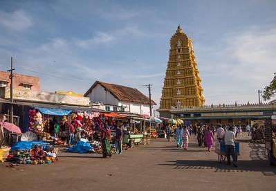 Sri Chamundeshwari Temple, Mysore